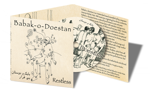 Babak-o-Doestean - Restless